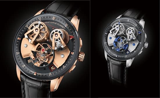 Christophe Claret Celebrates Two Anniversaries with the Angelico at WatchTime Los Angeles