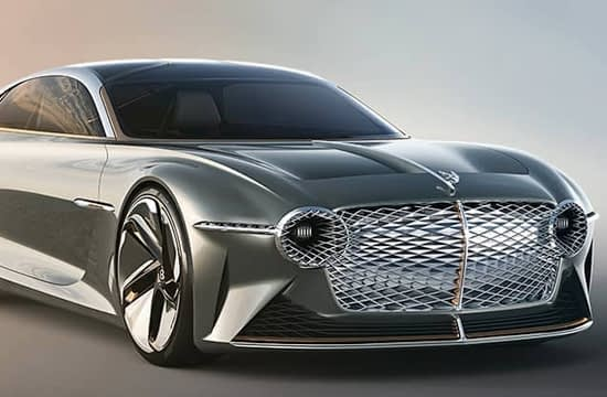 Bentley recreează viitorul modelelor grand touring cu Bentley EXP 100 GT