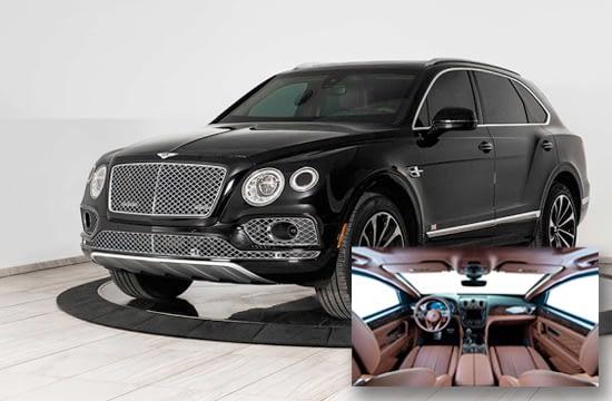 Primul SUV Bentley rezistent la gloanțe din lume