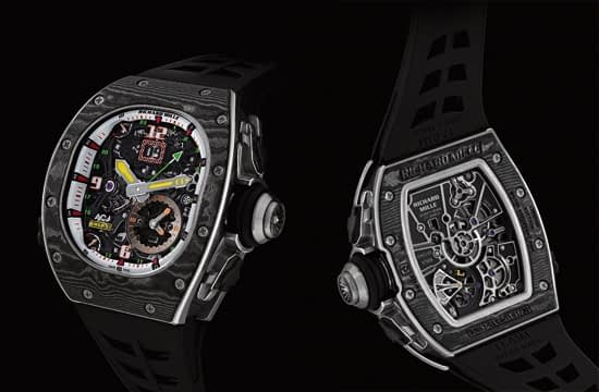 Richard Mille teams with Airbus to Launch the RM 62-01 Tourbillon Vibrating Alarm ACJ