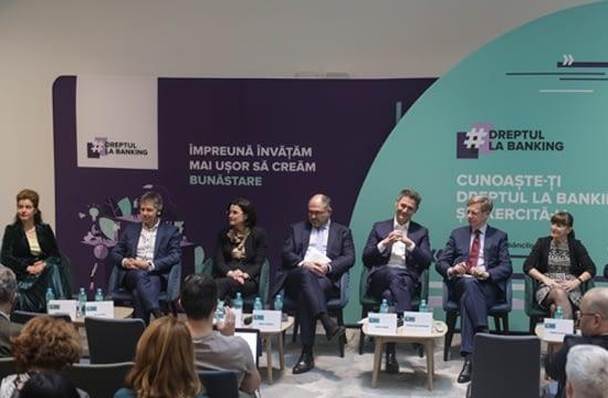 Băncile din România lansează campania #DreptulLaBanking