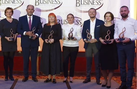 Business Arena recognizes financial sector success