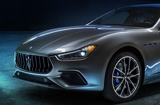 Maserati Ghibli în topul CELOR MAI BUNE MAȘINI în 2021 în Germania