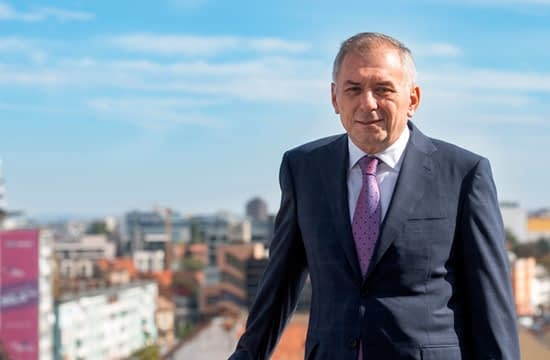 Horia Ciorcilă: Creşterea activităţii din 2020 susţine rolul băncii de pilon principal al relansării economiei româneşti în 2021