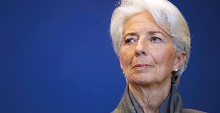 Christine Lagarde: Ritmul de creștere a economiei mondiale va continua să încetinească