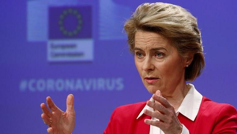 UE injectează 2,4 trilioane euro pentru a combate efetele economice ale coronavirusului