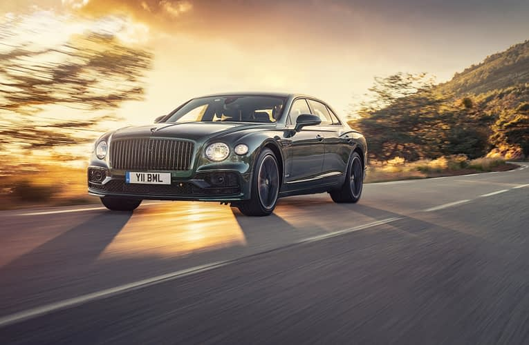 40.000 DE EXEMPLARE ALE CELEI MAI LUXOASE BERLINE GRAND TOURER DIN LUME – BENTLEY FLYING SPUR