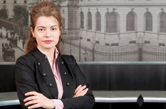 Gabriela Folcut, Executive Director,   Romanian Association of Banks